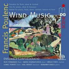 Poulenc: Musica Da Camera Per Fiati