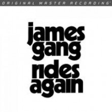 The James Gang: Rides Again