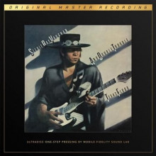 STEVIE RAY VAUGHAN: Texas Flood  - Ultradisc One - Step LP -