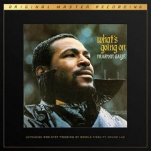 MARVIN GAYE : What's Going On.
