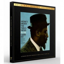THELONIOUS MONK: Monk's Dream  - Ultradisc One - Step LP -