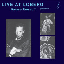HORACE TAPSCOTT: Live at Lobero