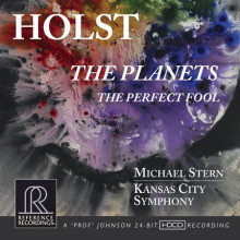 HOLST: The Planets - The Perfect Fool