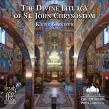 Divina Liturgia Di S.giovanni Crisostomo