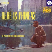PHINEAS NEWBORN JR: Here is Phineas