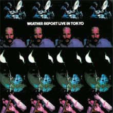 WEATHER REPORT - Live in Tokio