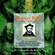 Tallis Thomas: Volume 2