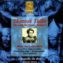 Tallis Thomas: Volume 3