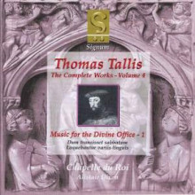 Tallis Thomas: Volume 4