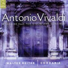 VIVALDI: Violin Sonatas Op. 2