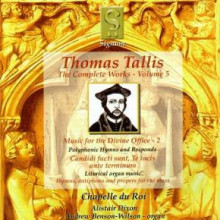 Tallis Thomas: Volume 5