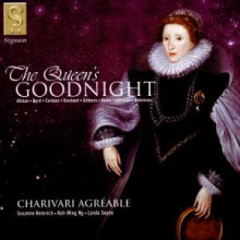 Aa.vv.: Musica Di Corte Di Elisabetta I