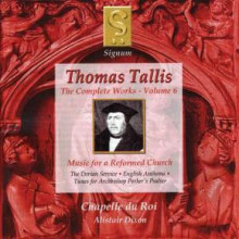 Tallis Thomas: Volume 6
