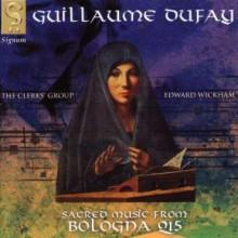Dufay: Musica Sacra - Bologna Ms Q15