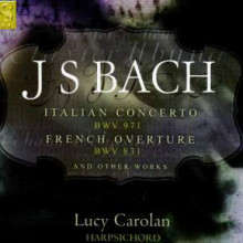 BACH: Italian Concerto - French Overtures