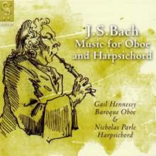 Bach: Musica Per Oboe E Clavicembalo