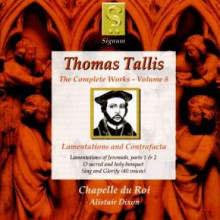 Tallis Thomas: Volume 8