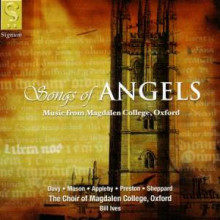 Aa.vv.: Music From Magdalen College
