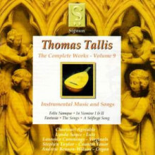 Tallis Thomas: Volume 9