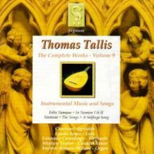 Tallis Thomas: Volume 9