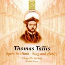 TALLIS THOMAS: Spem in alium