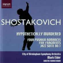 Shostakovich: Opere Giovanili X Orchesta