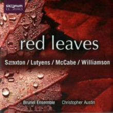 Red Leaves - SAXTON - LUTYENS - McCABE