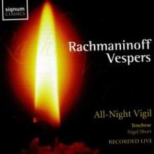 Rachmaninov: Vespri
