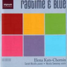 KATS - CHERNIN ELENA: Ragtime & Blue