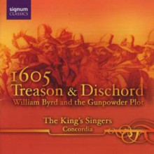 1605:treason And Dischord - Musica Sacra