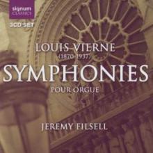 Vierne: Sinfonie Per Organo