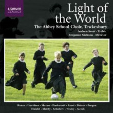 Light of the World - Musica corale