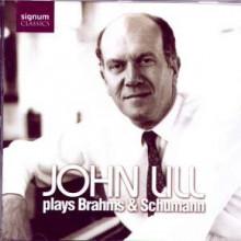 John  Lill suona Brahms and Schumann