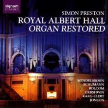 AA.VV.: Royal Albert Hall Organ Restored