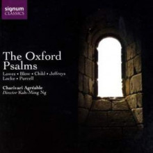 Aa.vv.: The Oxford Psalms