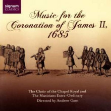 Aa.vv:music For James Ii Coronation - 1685