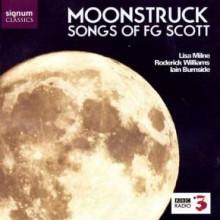 Scott F.g.: Moonstruck - Canzoni