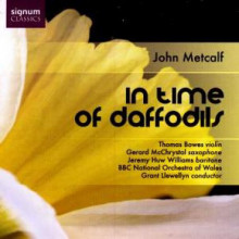 Metcalf John: In Time Of Daffodils