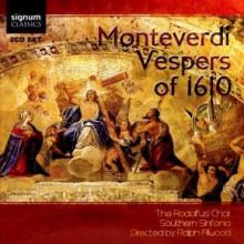 Monteverdi: Vespri