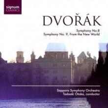 Dvorak: Sinfonie Nn. 8 & 9