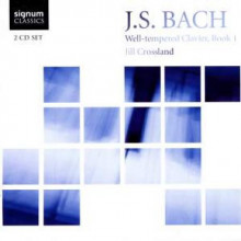 Bach: Well Tempered Clavier - Book 1