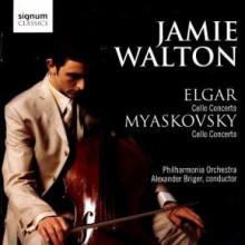 ELGAR - MYASKOVSKY: Cello Concertos