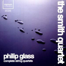 GLASS P.: Complete String Quartets