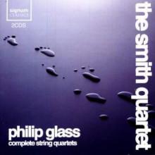 Glass P.: Complete String Quartets