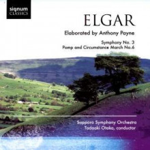 Elgar:  Sinfonia N.3 - March No.6