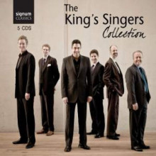 The Kings Singers Collection (5 CDS)