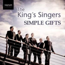 AA.VV.: Simple Gifts - arr. a cappella