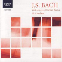 Bach: Well Tempered Clavier - Book 2