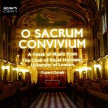 Aa.vv.:o Sacrum Convivium - Opere Corali