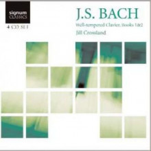 BACH: Well Tempered Clavier - Books 1 & 2